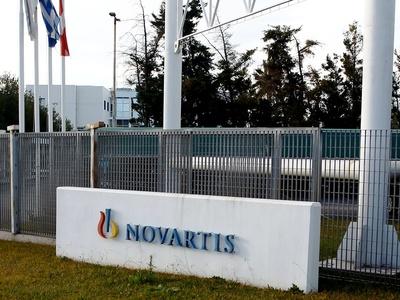 Novartis: Διώξεις σε τέσσερις για «ξέπλυμα»