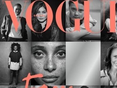 «Ουρές» για το Βρετανικό Vogue που επιμελήθηκε η Μέγκαν Μαρκλ