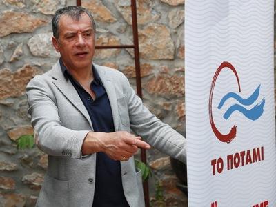 Παραιτείται από το Ποτάμι ο Θεοδωράκης- Ποιον δείχνει για διάδοχό του