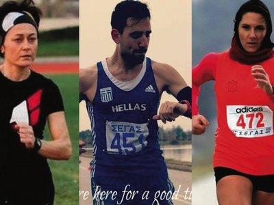 Φουλ για μετάλλιο οι Πατρινοί στα 50 χλμ βάδην