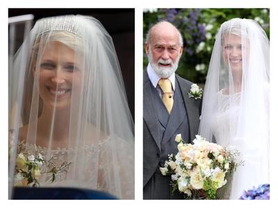 Λαμπερός γάμος στην βασιλική οικογένεια της Βρετανίας με νύφη τη λαίδη Γκαμπριέλλα Ουίνδσορ- Έχει ελληνικές ρίζες! ΦΩΤΟ