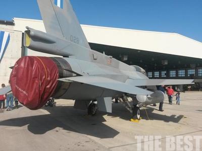 """Το  thebest.gr στην 116 Πτέρυγα Μάχης του Αράξου – Μέσα από το πιλοτήριο, τα """"μυστικά"""" της πτήσης των F-16"""