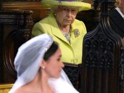 Μέγκαν Μαρκλ: Η Βασίλισσα Ελισάβετ της ζ...