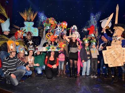 Δείτε τα βραβεία του Πατρινού Καρναβαλιού του 2012
