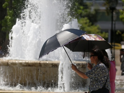 """""""Χτυπάει κόκκινο"""" ο υδράργυρος στη Δυτ. Ελλάδα! Στους 42 βαθμούς η θερμοκρασία"""