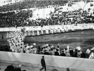Χιλιάδες Πατρινοί στην Μεσολυμπιάδα του 1906