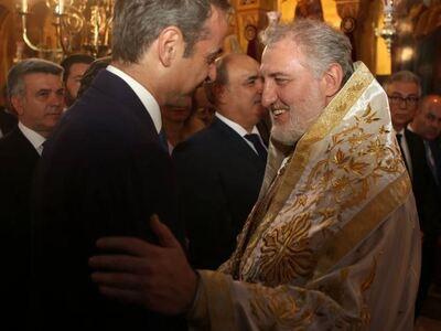 Το «mea culpa» του Αρχιεπίσκοπου Αμερική...