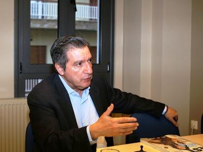 Γ. Καμίνης στο thebest.gr: Το Κίνημα Αλλαγής στηρίζει Κατσιφάρα – Στη φυλακή η θέση της Χρυσής Αυγής