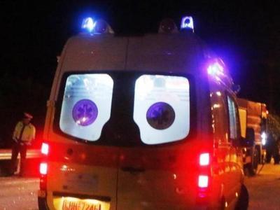 Πάτρα: Σοβαρό τροχαίο με τραυματισμό στα Αραχωβίτικα -Στο νοσοκομείο ένας μοτοσικλετιστής