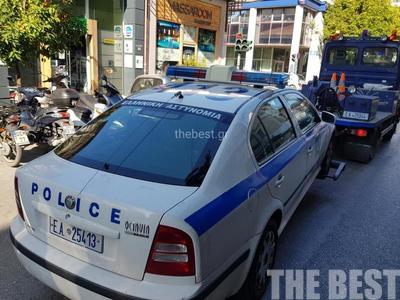 Τραγική η κατάσταση των οχημάτων της ΕΛ....