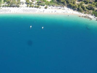 Μια βόλτα από.. αέρος στη μαγική παραλία της Πούντας στην Αιγιάλεια