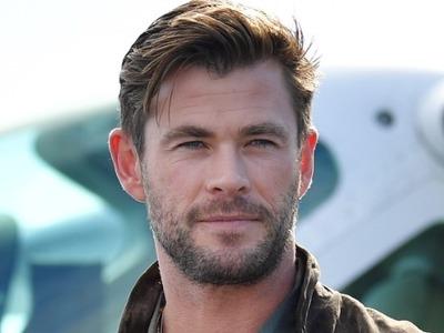 """Ο """"Thor"""" Κρις Χέμσγουορθ αποκα..."""