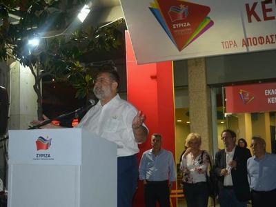 Ανδρέας Παναγιωτόπουλος: Προχωράμε μπροστά με το χέρι στην καρδιά!