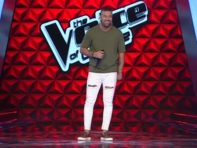 Ο 32χρονος Πάνος Βαβίλης από τον Πύργο πήγε στο The Voice αλλά...
