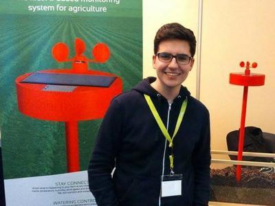 Patras IQ: Το πρώτο σύστημα παρακολούθησης καλλιέργειας βασισμένο στην τεχνητή νοημοσύνη από έναν 18χρονο