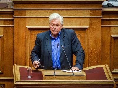 """Θ. Παπαχριστόπουλος: """"Θα πάρω την μηχανούλα μου και θα τρέξω οπουδήποτε με βάλουν"""""""
