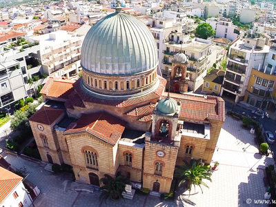 Πανηγυρίζει τον Δεκαπενταύγουστο ο ναός της Φανερωμένης στο Αίγιο