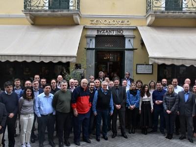 Το πρόγραμμα Smart4all και οι συνάντηση Ευρωπαίων εταίρων στην Πάτρα