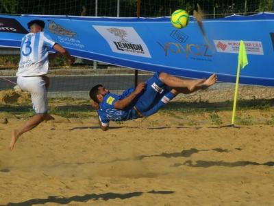 Μόνο 3 Πατρινοί στην Εθνική beach soccer για τους Μεσογειακούς!