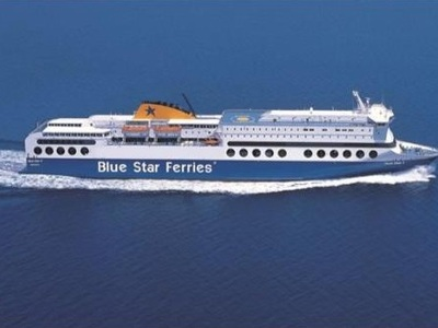 Ζήστε την εμπειρία Blue Star Ferries - Γ...