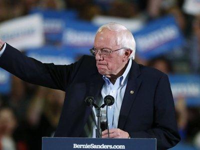 """Αμερικανικές Εκλογές: """"Περίπατος"""" Μπ. Σάντερς στη Νεβάδα - Ακολουθεί ο Τζο Μπάιντεν"""