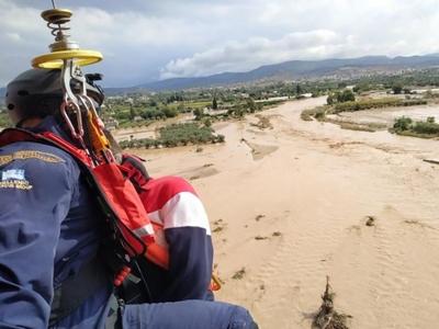 Εύβοια: Επτά οι νεκροί από τις πλημμύρες