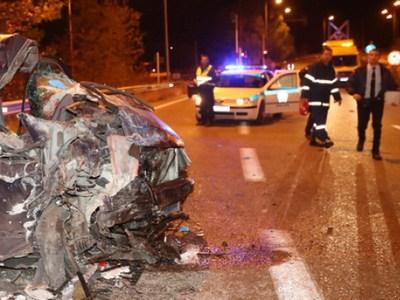Δυο θανατηφόρα τροχαία, τρεις νεκροί το Μάρτιο στη Δυτική Ελλάδα