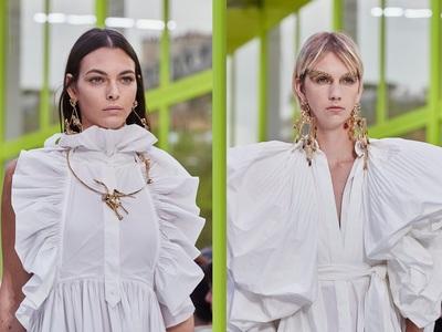 Λευκό φόρεμα: Το απόλυτο «all day super must» για το φετινό καλοκαίρι