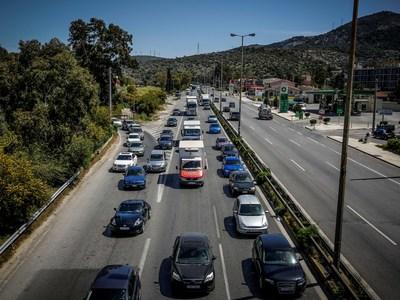 Οι Έλληνες παίρνουν το βραβείο στις βρισιές στην οδήγηση