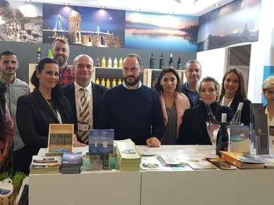 H Περιφέρεια Δυτ. Ελλάδας στην τουριστική έκθεση Athens International Tourism Expo 2019