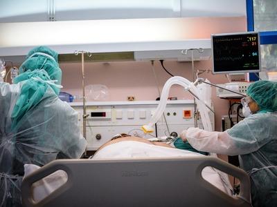 Κορωνοϊός: Κατέληξε 72χρονος  - Στους 181 οι νεκροί της πανδημίας