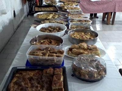 Με επιτυχία η Γιορτή Πίτας στην ορεινή Ναυπακτία -ΔΕΙΤΕ ΦΩΤΟ & ΒΙΝΤΕΟ