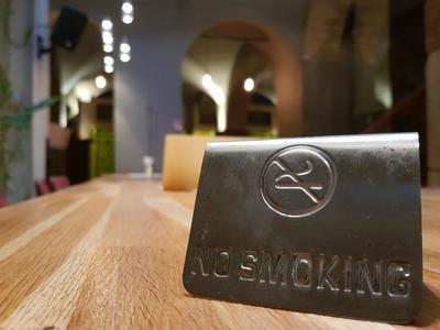 Έπεσε πρόστιμο για τσιγάρο σε κέντρο διασκέδασης στην Πάτρα