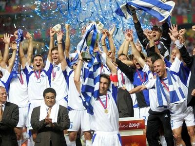 Euro 2004: Όταν η Ελλάδα ανέβηκε στην κο...