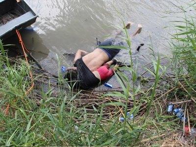 Μια φωτογραφία...εφιάλτης- Πατέρας και κόρη νεκροί στο ποτάμι