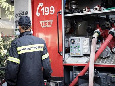 Πάτρα: Άρπαξε φωτιά κατσαρόλα – Οι πυροσβέστες κατέβασαν ένα κοριτσάκι