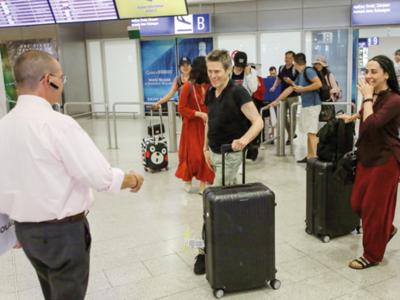 Στη Μεσσηνία για διακοπές ο Γουίλιαμ Νταφόε