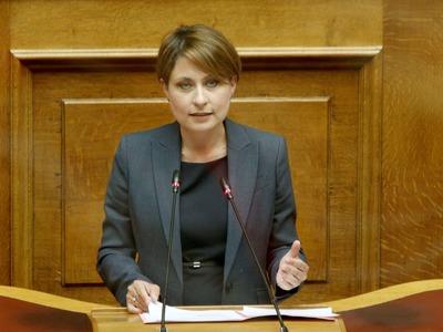 Χριστίνα Αλεξοπούλου: Συλλυπητήρια ανακο...