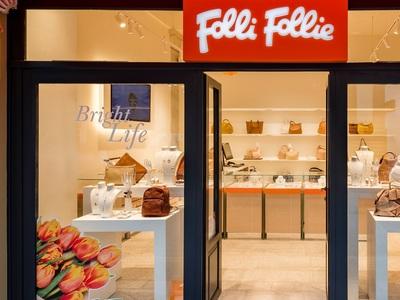 Ανοιξε το νέο πατρινό κατάστημα Folli Fo...
