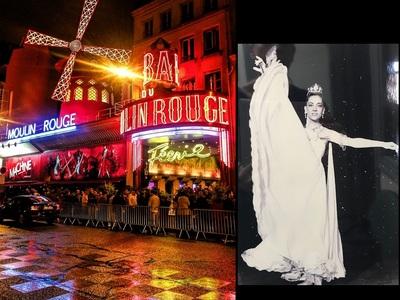 Ελευθερία Τσαφούλια flash back: «Όταν χόρευα στο Moulin Rouge…»