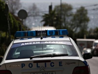 Αστυνομική καταδίωξη στη Δυτική Αχαΐα μετά από απόπειρα ληστείας στα ΕΛΤΑ