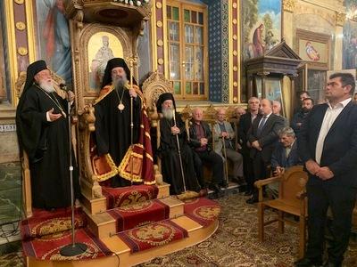 Με λαμπρότητα ο εορτασμός του Αγ. Ιωάννου Χρυσοστόμου στη Λουκά Τριπόλεως -ΔΕΙΤΕ ΦΩΤΟ