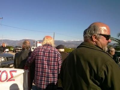 Έρχονται με τα τρακτέρ στην Αποκεντρωμένη Διοίκηση σήμερα οι αγρότες της Αιγιάλειας