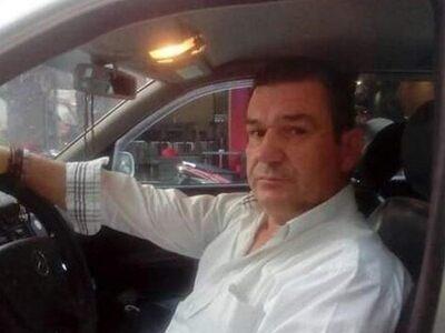 Ηλεία: Ο Κώστας Τσάχαλος ο 59χρονος ταξι...