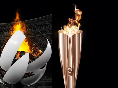 Tokyo Olympics: Το art -high tech design...