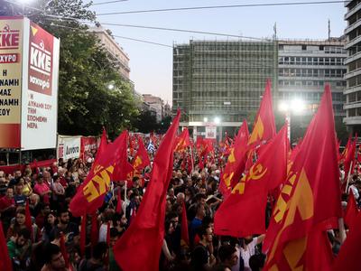 Δ. Κουτσούμπας: Το ΚΚΕ θα καταθέσει όση δύναμη του δώσει ο λαός για να δυναμώσουν οι αγώνες του εργατικού-λαϊκού κινήματος,