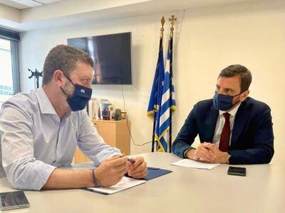 Α. Νικολακόπουλος: Στόχος το μοντέλο του...