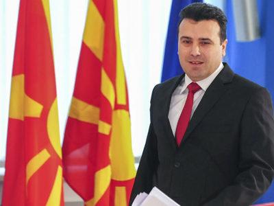 Μακρόν: Επανεξέταση της υποψηφιότητας της Βόρειας Μακεδονίας στην Ε.Ε.