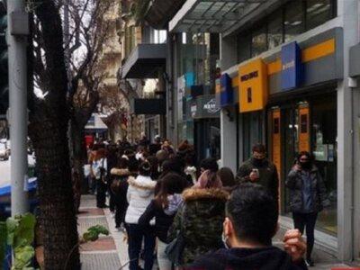 Θεσσαλονίκη: «Πανικός» στους δρόμους της...