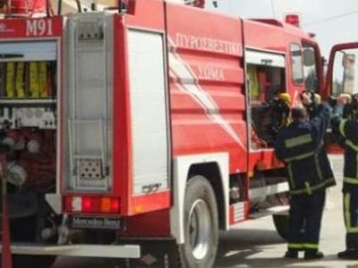Πάτρα: Φωτιά σε κατάστημα στο κέντρο της...